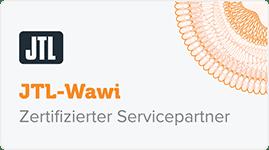 JTL-Wawi Zertifikat Logo
